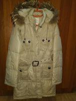 Пуховик женский Colin's пальто зимнее теплое
