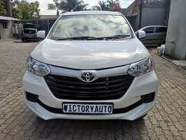 2019 Toyota 1.5 Avanza IX ( FWD Automatic) cars for sale in South Afri