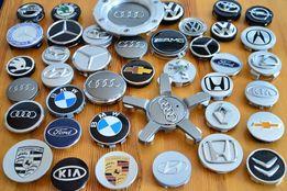 Колпачки заглушки VW, BMW, Mercedes, Audi для дисков (на диски) диски