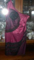 костюм состоящий из платья и болеро