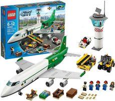 Конструктор LEGO City Грузовой терминал