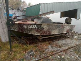 Лодка Прогресс 4 + Меркурий 50 4Т