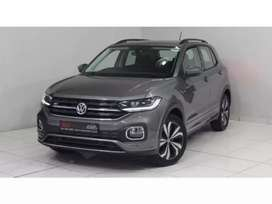 2019 Volkswagen T-Cross 1.0TSI 85kW Comfortline R-Line For Sale