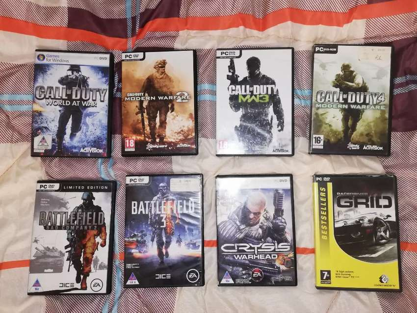 Original pc games for sale or swap 0