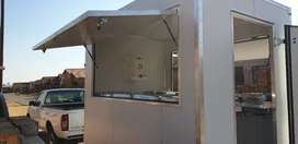 Food Warmer Trailer for Hire