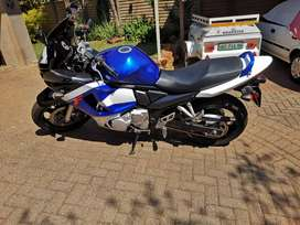Gsx 650 f for sale