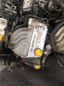 OPEL X14 SEL X16SEL 1.4 1.6 16V ENGINE FOR SALE