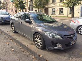 Разборка Mazda 6 GH 2008-2012 на запчасти