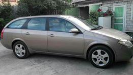 Запчастини для Nissan Primera P12 2005р 1.9cDI.