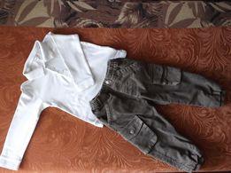Реглан, джинсы для мальчика