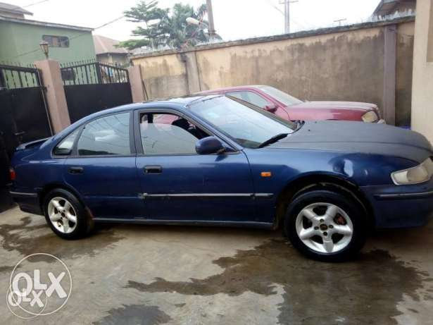 A clean used Honda Accord with first body for sale by first user 0