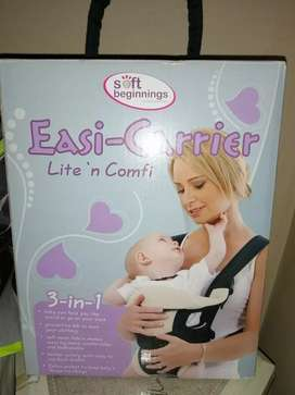 Brand new Soft beginnings baby carrier