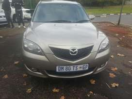 Mazda 3 gold color