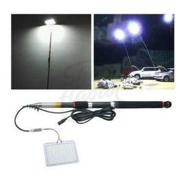 LED Fishing Rod Camping Lamp with Remote
