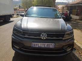 2019 VW Tiguan 2.0 Tdi 4Motion Rline Automatic  with Sunroof