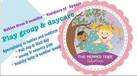 Infant care & Toddler playgroup