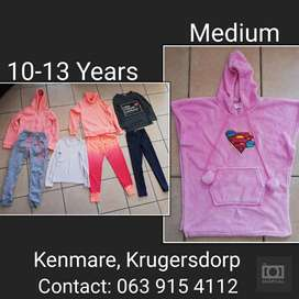 Girl clothing for sale. 10-13 Years