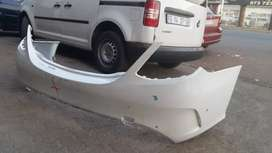 Benz W205 AMG REAR Bumper in a Very Good Condition