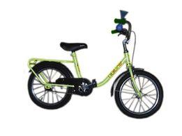 Велосипед детский 16 марта зеленый 142411 ТМ ХВЗ