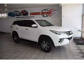 2016 Toyota Fortuner 2.8GD-6 Auto For Sale