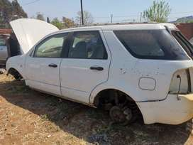 2006 FORD TERRITORY 4.0L Stripping as spares