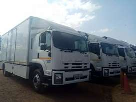 Affordable 8ton closed body for sale