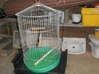 Image of bird cage