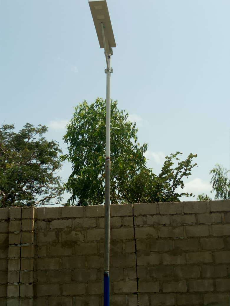 Beautify Your Resort Environment With Our Solar Light. 20w 0