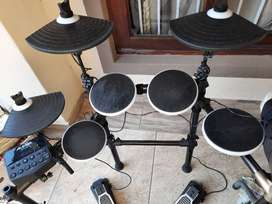 Alesis Dm Lite Kit Electronic Drumset With Portable Folding Rack for s