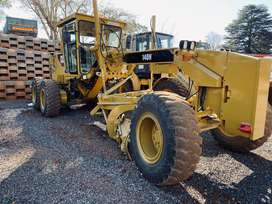2003 CAT 140H Grader Perfect Condition