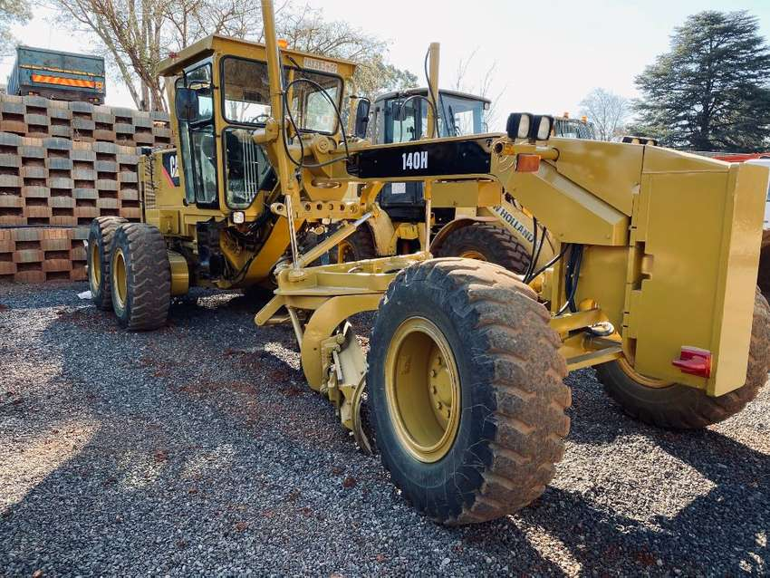 2003 CAT 140H Grader Perfect Condition 0