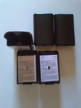 Xbox 360 Controller Battery Holders