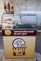 #MAK DOG Французский хот-дог аренда,продажа оборудования