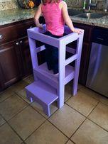 Кухонный стул , лесенка для малышей