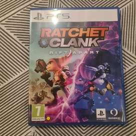 Rachet and Clank Ps5
