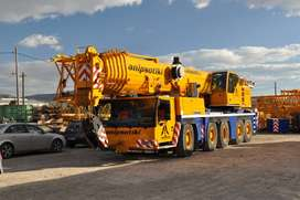Mobile crane training in Kuruman Upington Durban Rustenburg
