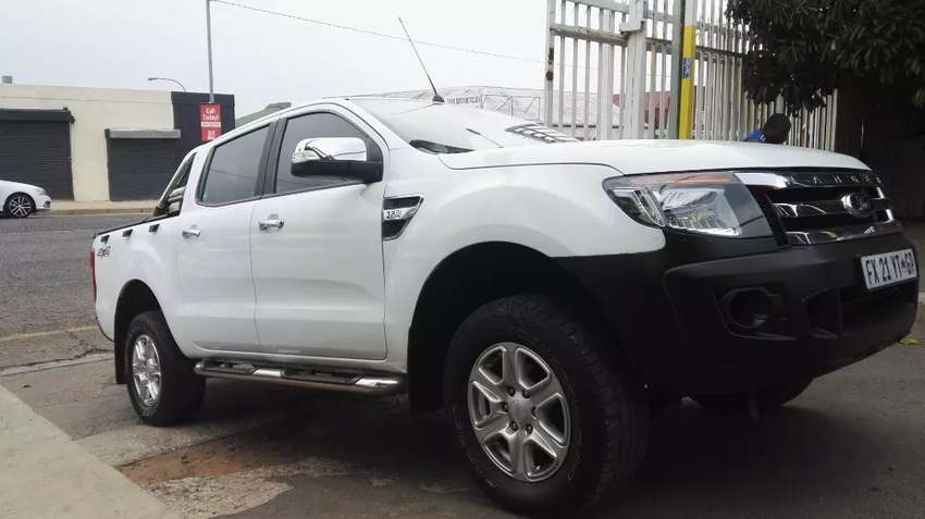 2016 Ford Ranger 4X4 Double Cab 0
