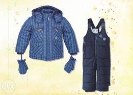 НОВЫЕ ЗИМНИЕ куртка и полукомбинезон Mariquita (термо)