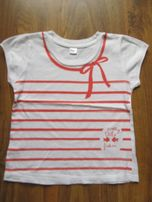 Bluzka t-shirt koszulka rozm.122 firmy Pinokio