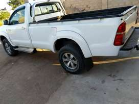 Every thing is working good no problem with the bakkie