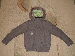 лыжная теплая зимняя куртка Icepeak (Финляндия) р.152
