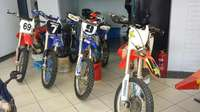 Image of Yamaha YZ 450