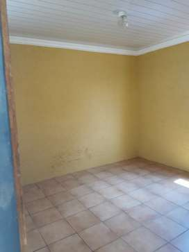 2 Rooms available for rent @1500 each in Soweto Snake Park.