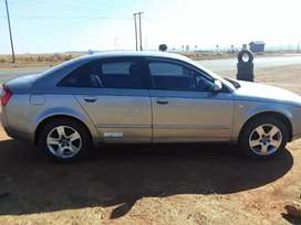 Audi A4 nothing to fix