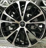 Новые оригинальные литые диски R17 5-114.3 на Camry, Rav4, Corolla