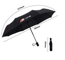 Зонт для AUDI, VW, SKODA, SEAT: A Q S TT TTS RS 1 2 3 4 5 6 7 8.S-line