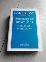 Larousse Dictionnaire des proverbes