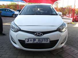 HYUNDAI i20 1.4l IN GOOD CONDITION FOR SELL