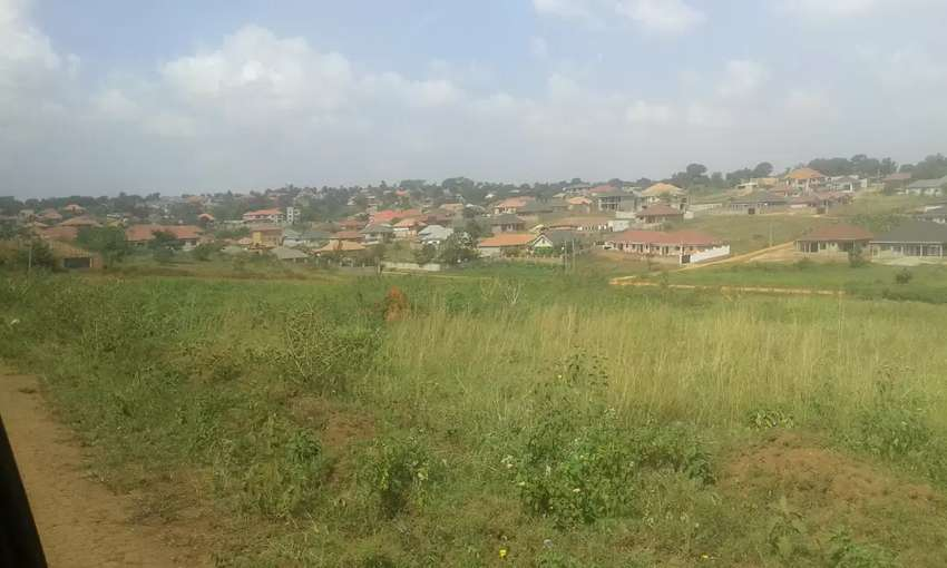 Hill  view  plots  in  kira  bulindo  (kitukutwe)for  sale  at 50m 0
