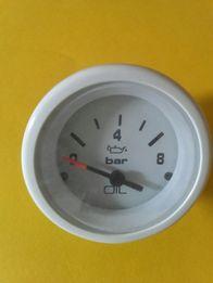Zegar do łodzi motorowej